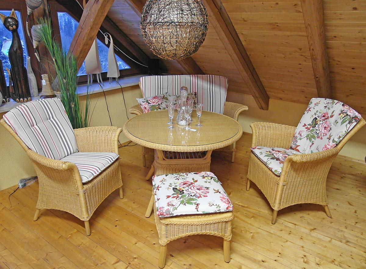 Rattanmöbel wintergarten  Exklusive Sitzmöbel für Ihren Wintergarten - Galerie Kwozalla